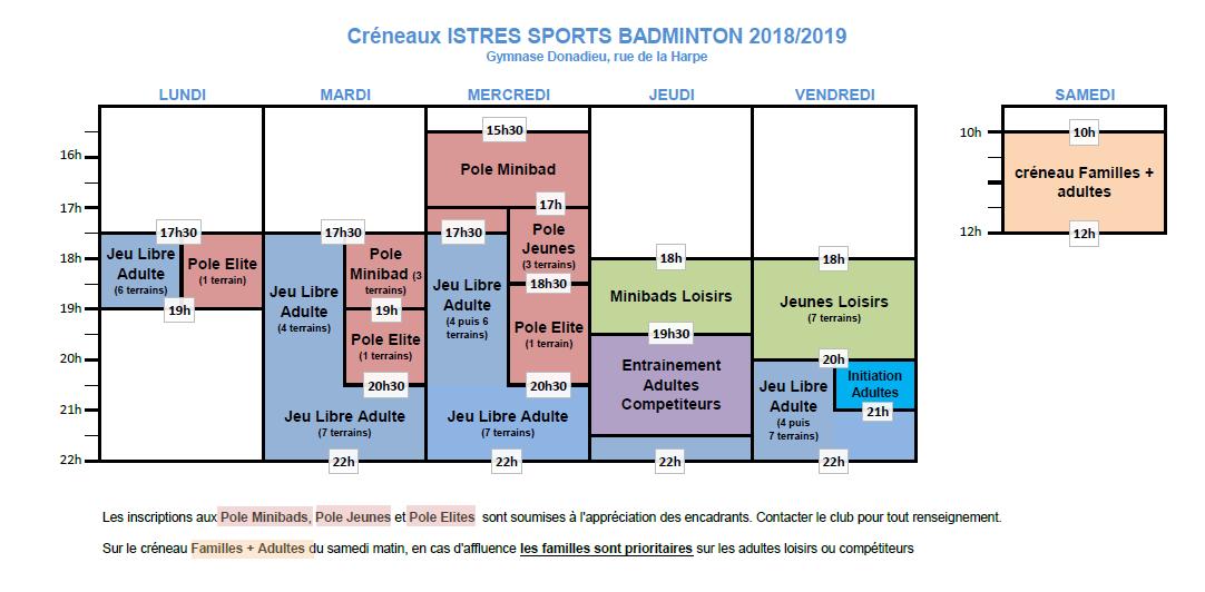 Créneaux 2018_2019 OFFICIELS